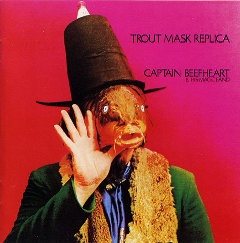 Captain Beefheart Trout Mask Replica on Vinyl LP Records get it at What Cheer in Providence