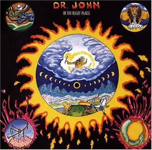 dr. john right place wrong time on Vinyl LP Records get it at What Cheer in Providence