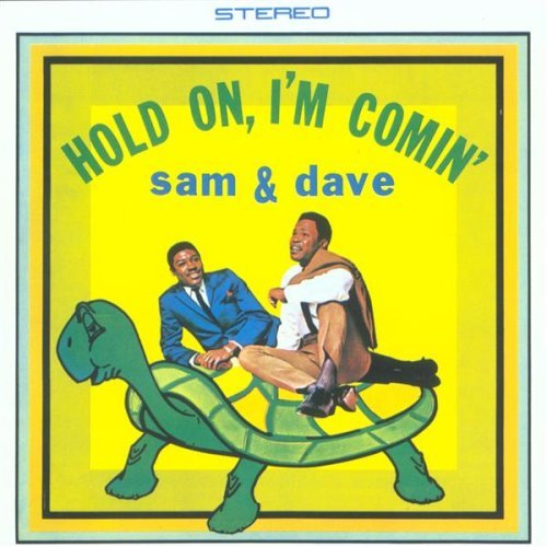 sam & dave hold on, i'm comin' on Vinyl LP Records get it at What Cheer in Providence