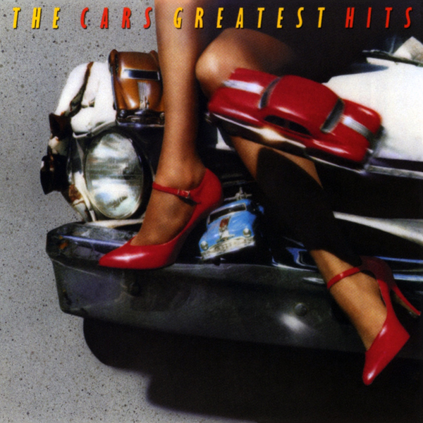 the Cars Greatest Hits on Vinyl LP Records get it at What Cheer in Providence