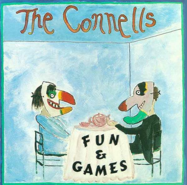 the Connells Fun & Games on Vinyl LP Records get it at What Cheer in Providence