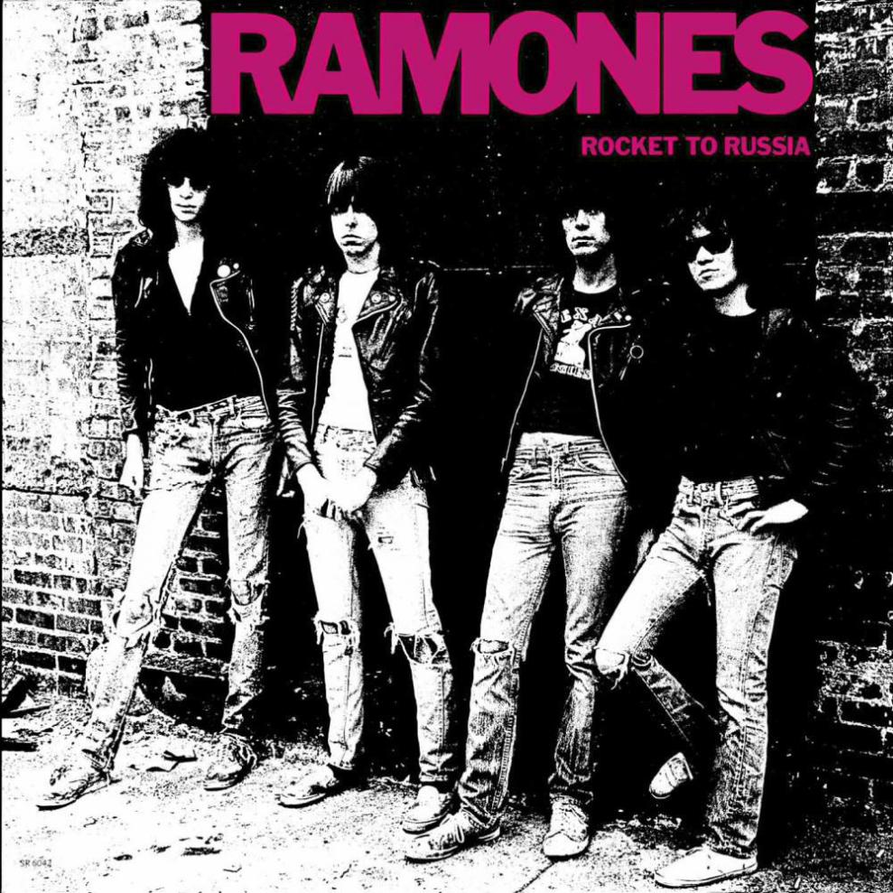 the ramones rocket to russia on Vinyl LP Records get it at What Cheer in Providence