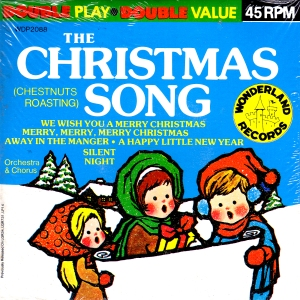 wonderland wdp2088 the christmas song