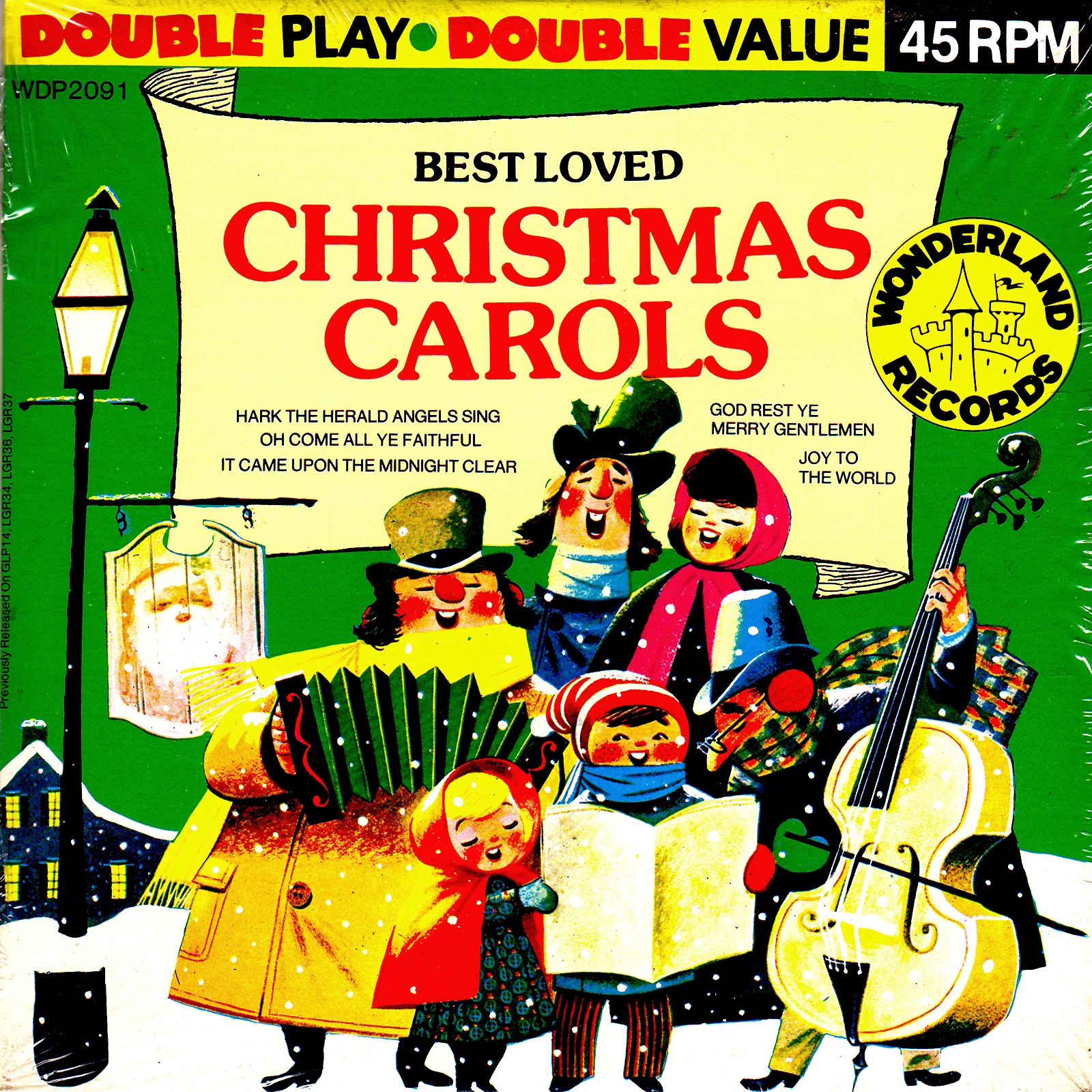 Xmas Records For Sale What Cheer S Rock Roll Yard Sale