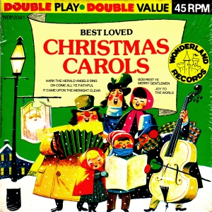 wonderland wdp2091 best loved christmas songs