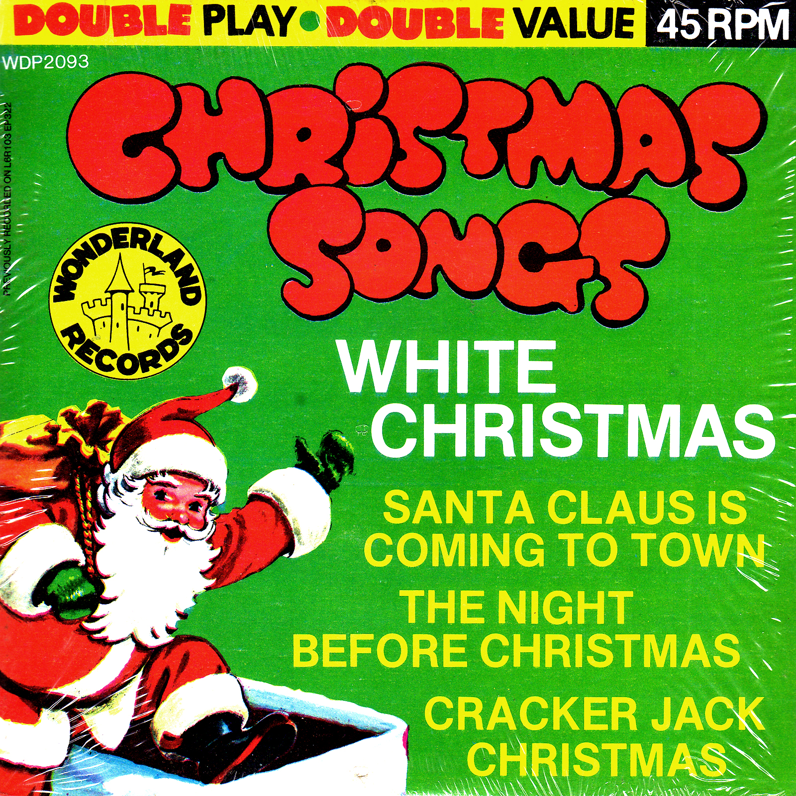 Xmas Records For Sale Rock And Roll Yard Sale