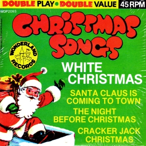 wonderland wdp2093 christmas songs