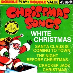 wonderland wdp2093 christmas songs