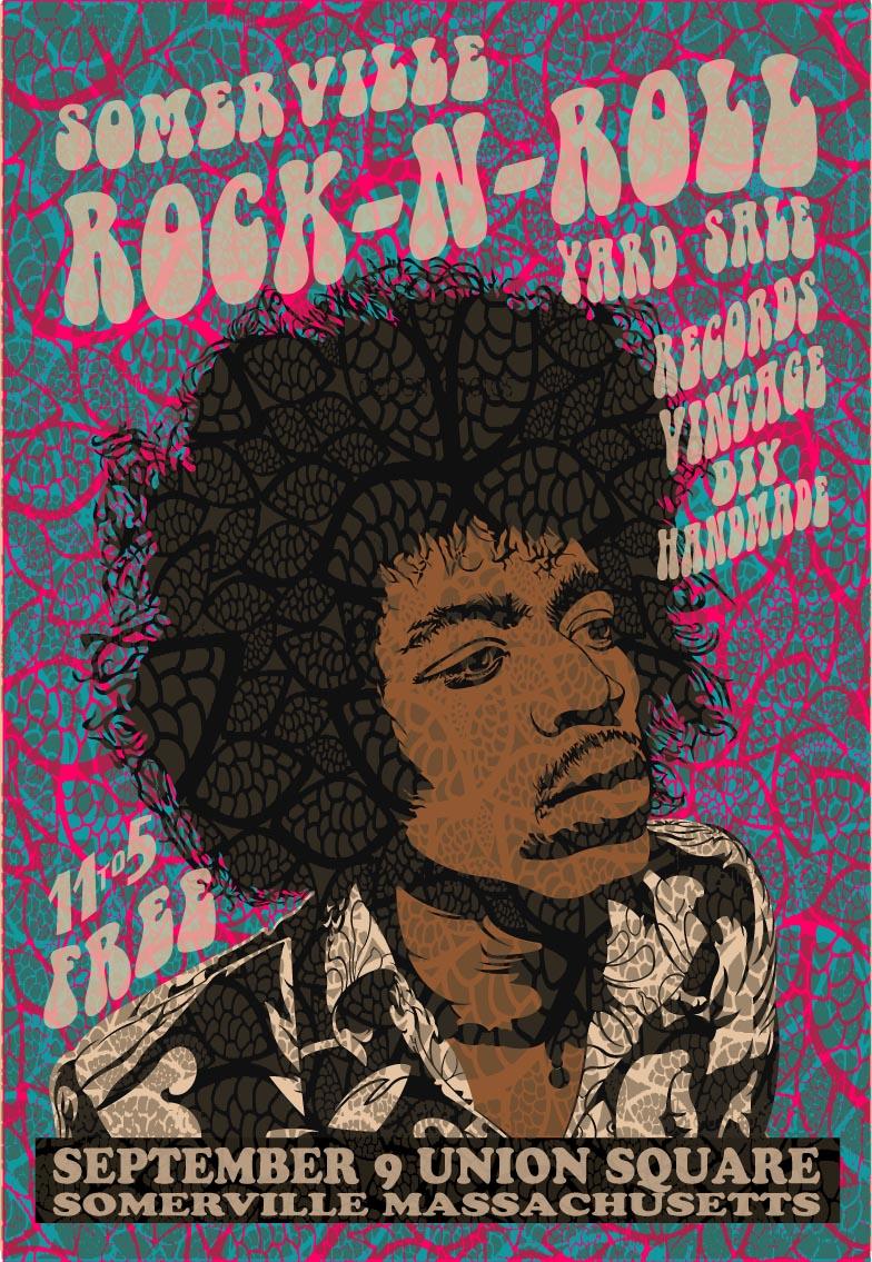 rock n roll yard sale 20183