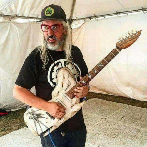 whale guitar j mascis